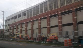 Ellis Hospital Parking Garage, Schenectady, NY