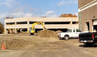NBC Universal Sports Parking Garage, Stamford, CT