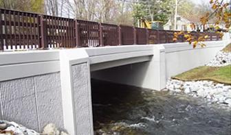 Hungerford Street Bridge, Pittsfield, MA