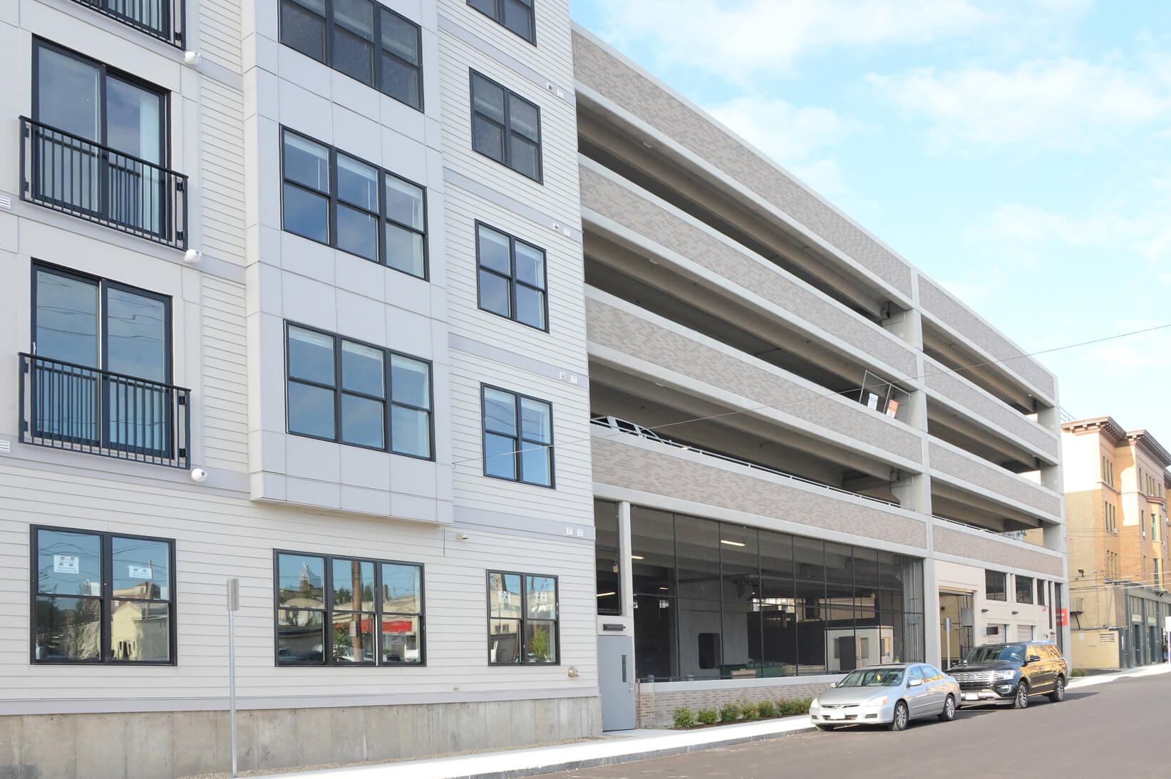 Alta Union House Parking Garage, Framingham, MA