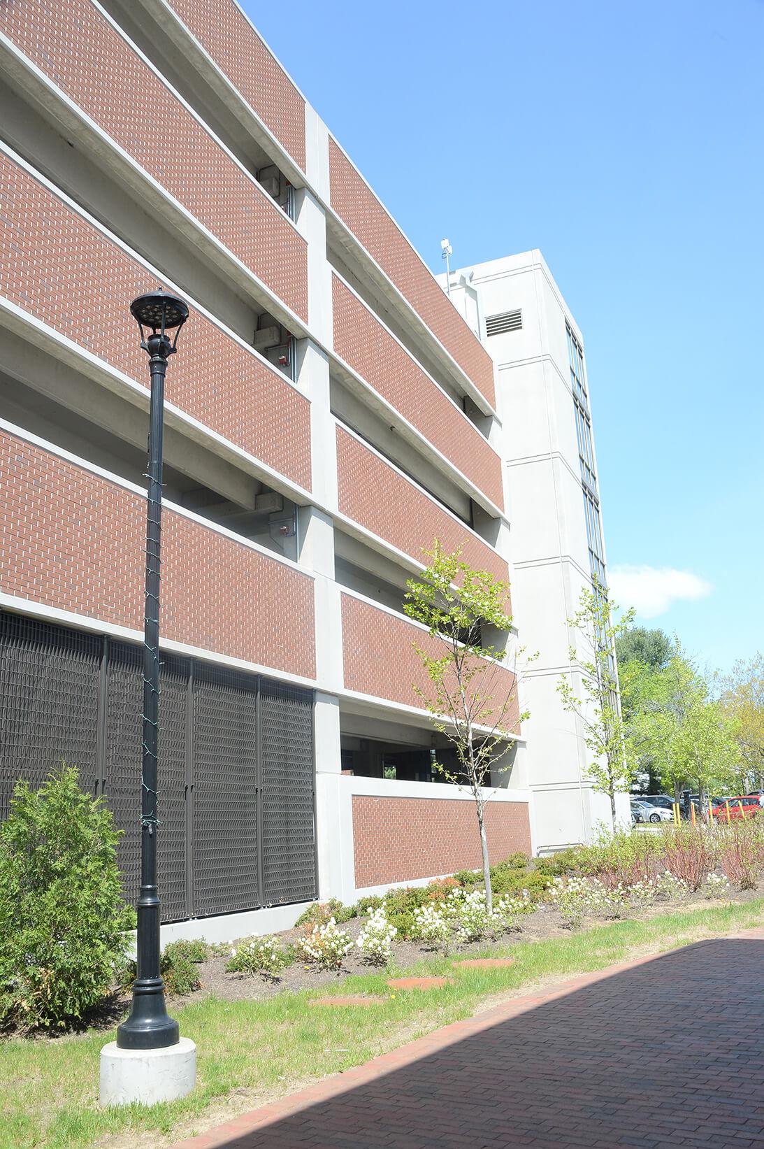 Dover Police Station Parking Garage, Dover, NH