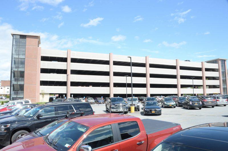 Glens Falls Parking Garage, Glens Falls, NY
